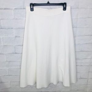 Uniqlo U Milano Ribbed A-Line Skirt